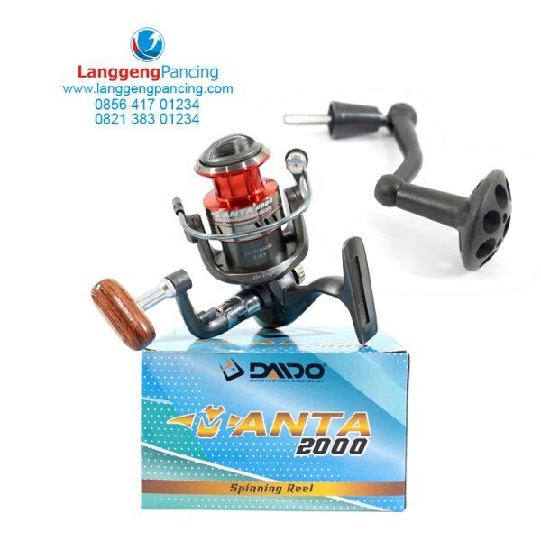 Reel DAIDO Manta Spin Extra Handle