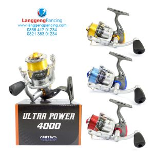 Reel CENTRO Ultra Power Spin