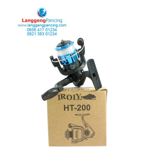 Reel IROLY HT-200 Spin 5BB