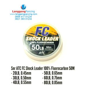 Senar Shock Leader ATC FC Fluorocarbon