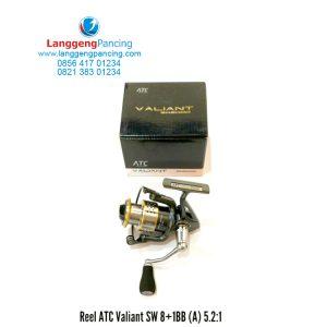 Reel ATC Valiant CF Carbon Fibre
