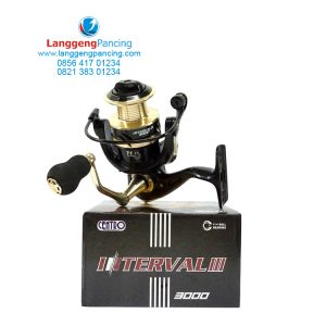 Reel CENTRO Interval III 12BB