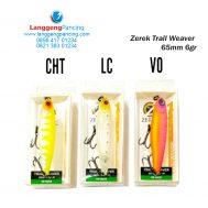 Pencil ZEREK Trail Weaver Top Water