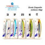 Pencil ZEREK Zappelin Stick Bait Lure
