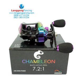 Reel Bait Casting Hoox Chameleon