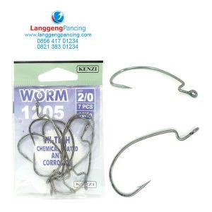 Kail Kenzi Worm 1205 High Carbon