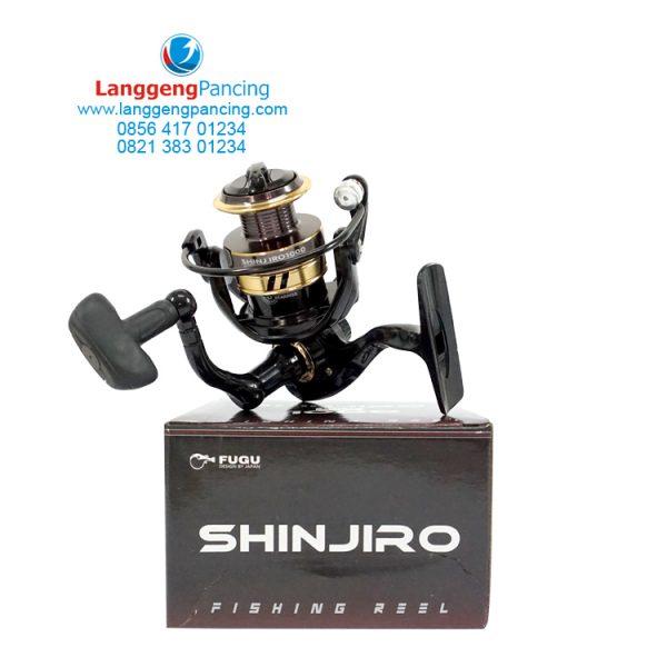 Reel Fugu Shinjiro Spin 8BB