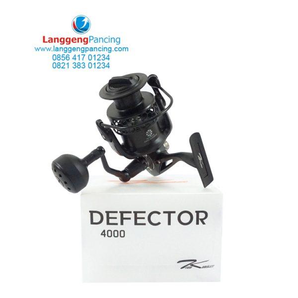 Reel Kamikaze Defector Spin