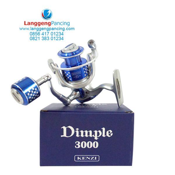 Reel Kenzi Dimple Power Handle