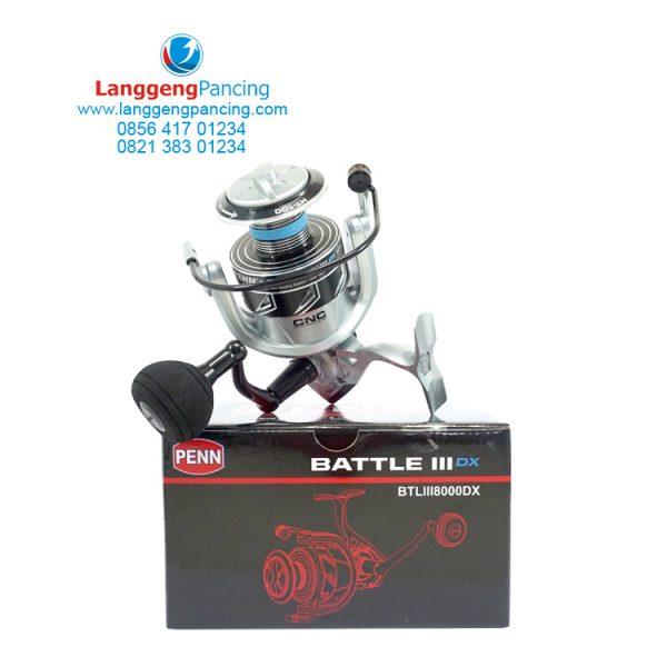 Reel PENN Battle III DX 2021