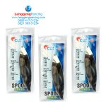 Lure Spoon SV Chrome Stainless Curve