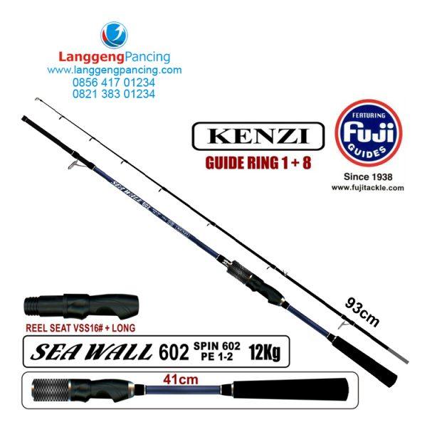 Joran Kenzi Sea Wall PE 1-2