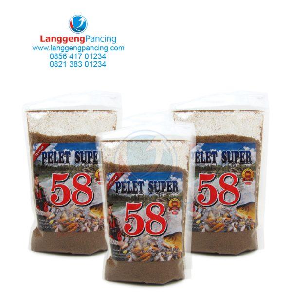 Umpan Pelet 58 Super Biru